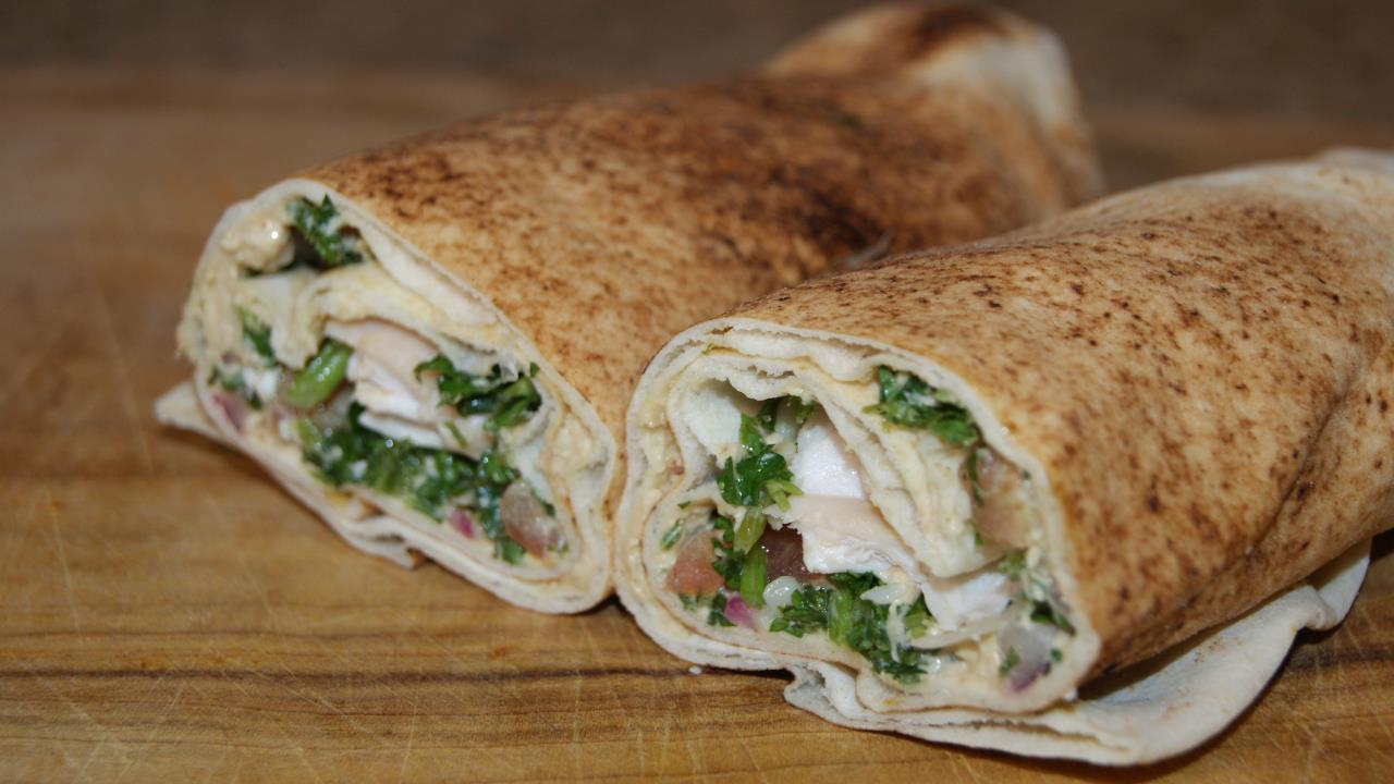 Recipe: Chicken Wrap