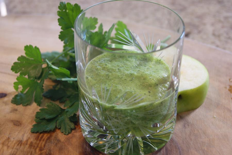 Recipe: Green Juice