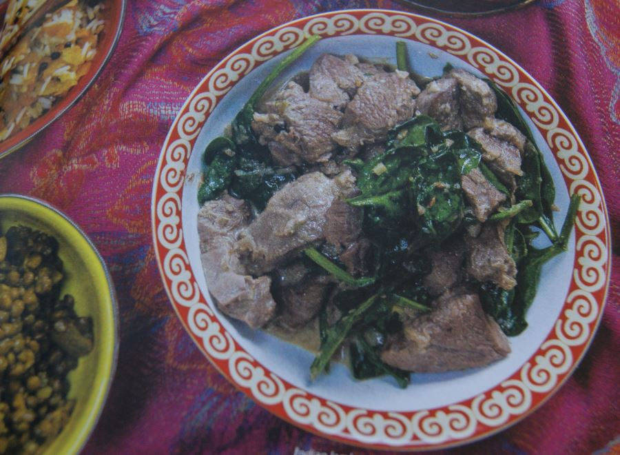 Indian Lamb Stew