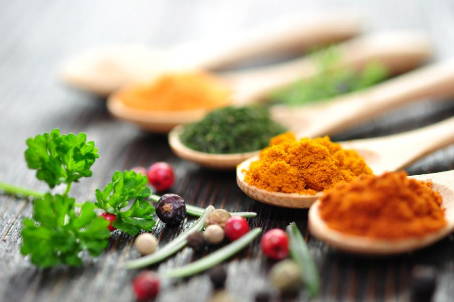 The Health Value Of Herbs & Spices